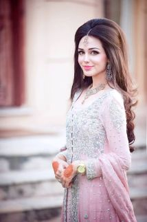 Indian bridal hairstyles 121
