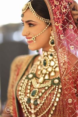 Indian bridal look 05