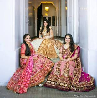Indian wedding collection for the bride 01