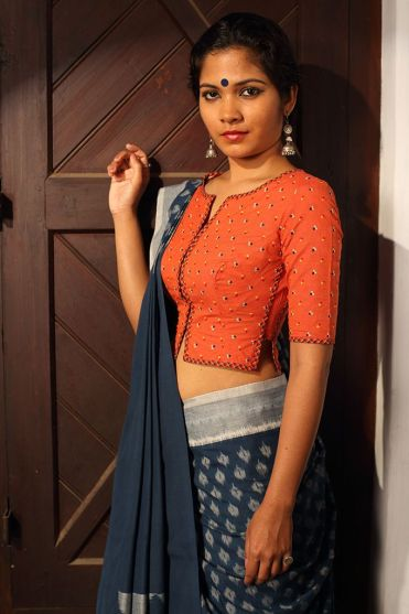 New Blouse Designs In The Marathi 2016 Top 8 Most Trending Blouse Back Neck Designs For South India Fashion Blouses Discover The Latest Best Selling Shop Women S Shirts High Quality
