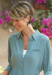 Short hairstyles for thin hair 09