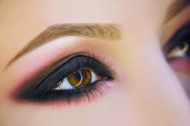 Smokey Eye make up 35