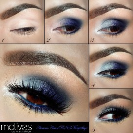 Smokey Eye make up 36