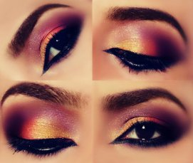 Smokey Eye make up 39