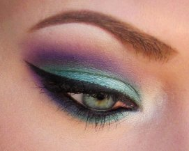 Smokey Eye make up 40