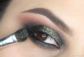Smokey Eye make up 41