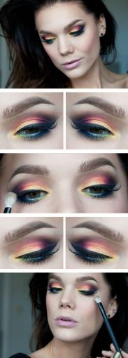 Smokey Eye make up 42