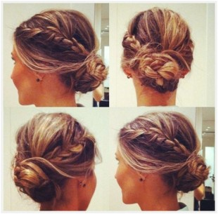 Wedding updo hairstyles 01