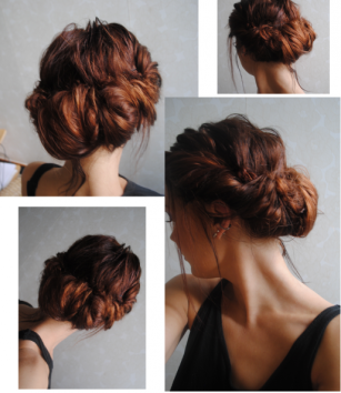 Wedding updo hairstyles 02