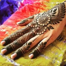 Arabic mehndi designs 59