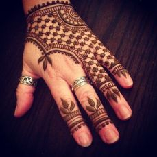 Arabic mehndi designs 60
