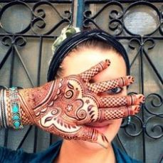 Arabic mehndi designs 63