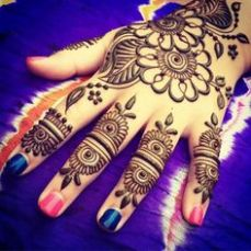 Arabic mehndi designs 68