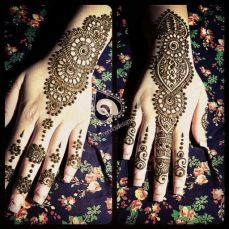 Arabic mehndi designs 69