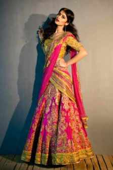 Best bridal lehengas 01