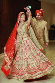 Best bridal lehengas 16