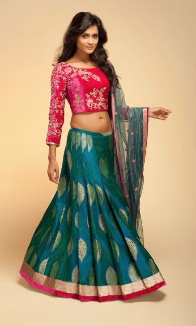 Best bridal lehengas 20