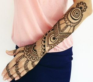 Design for mehendi 05