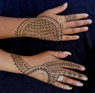 Design for mehendi 06