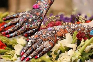 Design for mehendi 07
