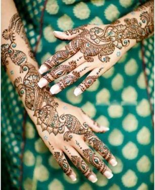 Design for mehendi 08