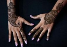 Arabic mehandi designs 26