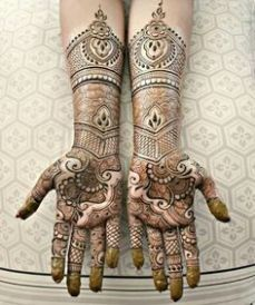 Arabic mehandi designs 35