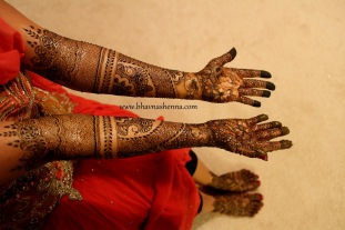 Mehndi designs by Bhavna Naik 01