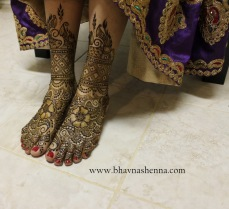 Mehndi designs by Bhavna Naik 10