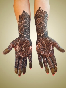 mehndi designs by Mujahid Hussain 07
