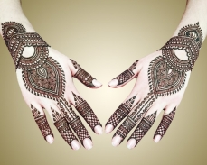 mehndi designs by Mujahid Hussain 11