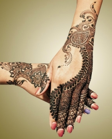 mehndi designs by Mujahid Hussain 13