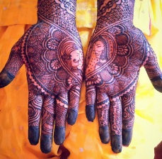 mehndi designs by Mujahid Hussain 19