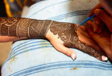 mehndi designs by Mujahid Hussain 21