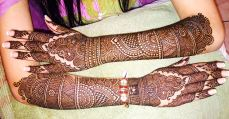 mehndi designs by Mujahid Hussain 29