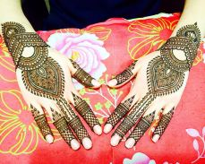 mehndi designs by Mujahid Hussain 32