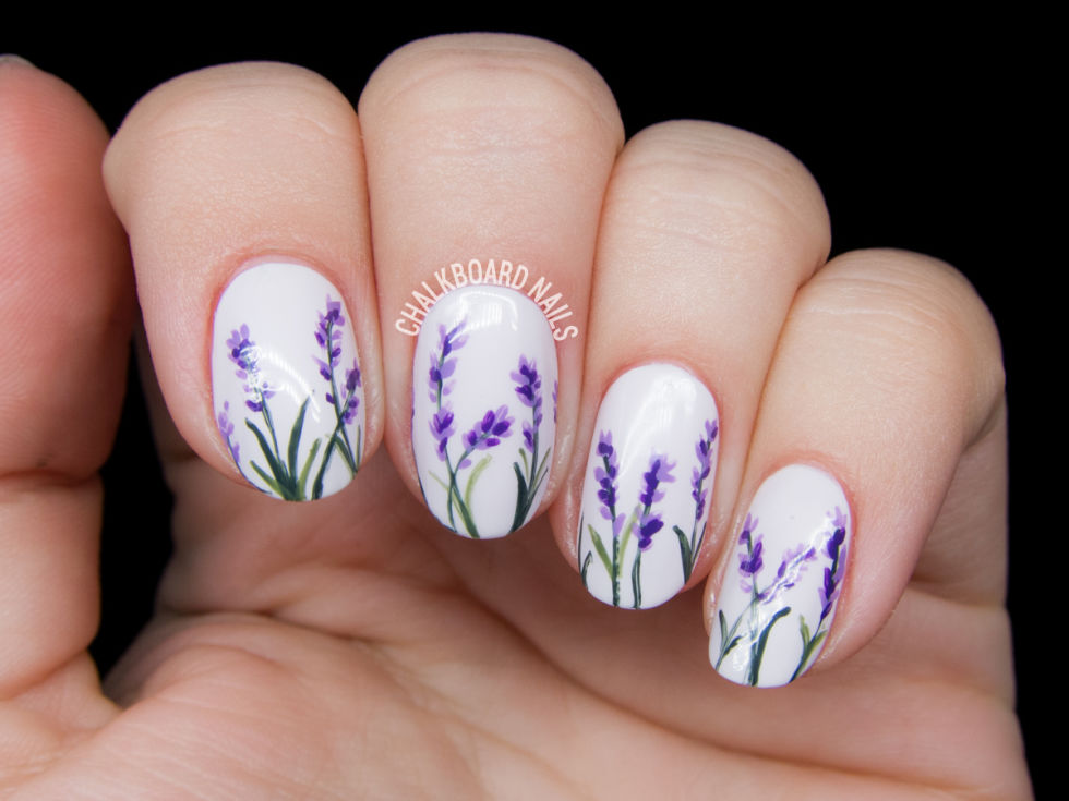 20 ultra cool nail art designs to flaunt this spring season nail art designs 252 prinsesfo Image collections