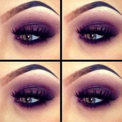 Different makeup looks for eyes 03