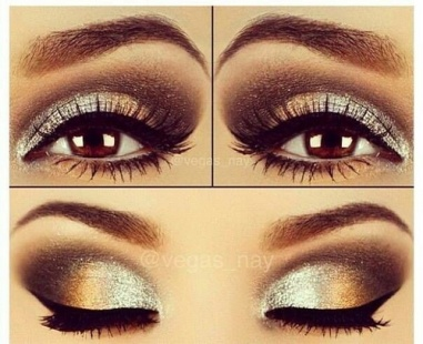 Different makeup looks for eyes 11