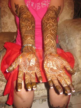 Mehndi designs by Vandana Makkar 02