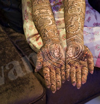 Mehndi designs by Vandana Makkar 07