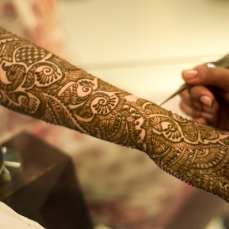 Mehndi designs by Vandana Makkar 08