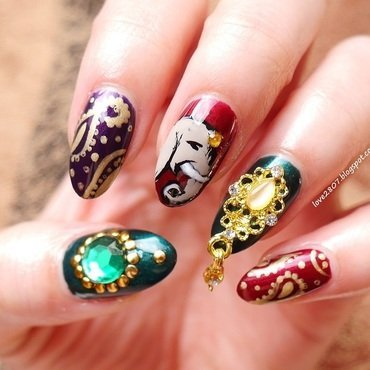 Nail art in india image collections nail art and nail design ideas nail art in india image collections nail art and nail design ideas nail art in india prinsesfo Gallery