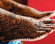 Mehendi designs for feet 13