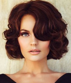 Short curly hairstyles 05