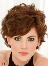 Short curly hairstyles 12