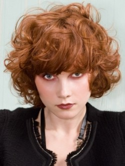 Short curly hairstyles 15