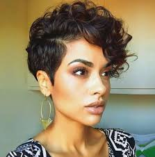 Short curly hairstyles 16