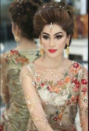 Indian bridal hairstyles 142