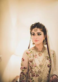 Indian bridal hairstyles 145